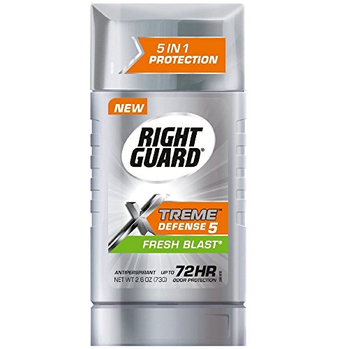 right-guard-xtreme-defense-5-anti-perspirant-deodorant-fresh-blast-260-oz-pack-of-5