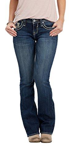 Double Back Pocket Jean - 6