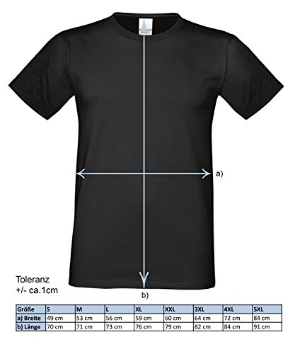 Herren Opa T-Shirt Geschenk Set mit Gratis Urkunde zum Opatag in Größen bis 5XL und Print Aufdruck Bester Opa der Welt Farbe: dunkelgrün Gr: 3XL