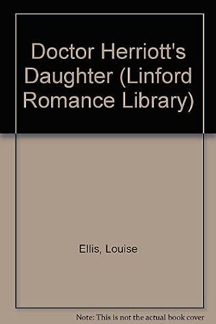 book cover of Doctor Herriott\'s Daughter