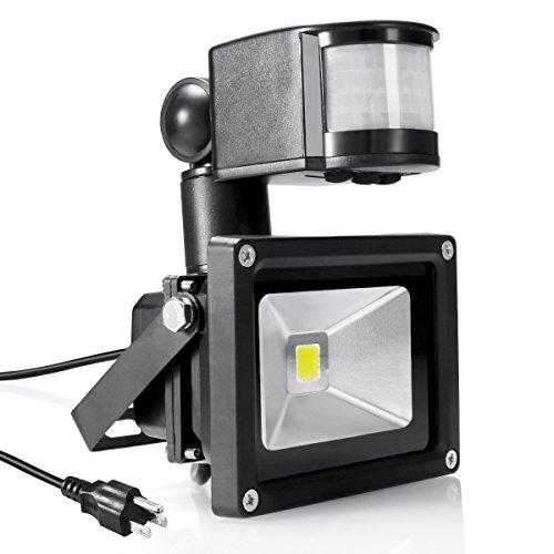 Flood Light With Sensor - 4
