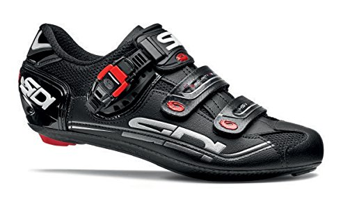 Sidi Genius 7 Road Shoes (EU 45, Black)