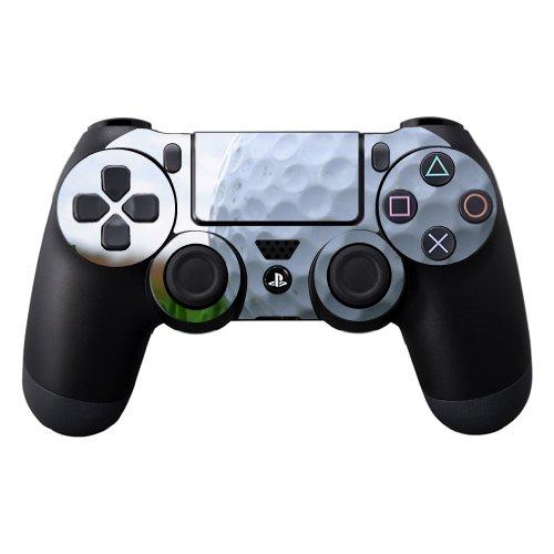 MightySkins Skin Compatible con Sony PS4 Controller - Golf | Cubierta protectora, duradera y exclusiva de vinilo adhesivo | Fácil de aplicar, eliminar y cambiar estilos | Hecho en los Estados Unidos.