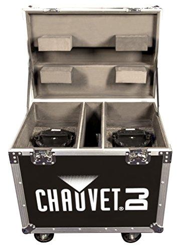 CHAUVET DJ Intimidator Road Case W350 Lightweight Rolling Moving Head Fixture Case (Head Road Case)