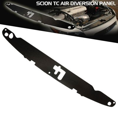 05-10 Scion tC Engine Air Diversion Cooling Panel (Radiator Cooling Panel)