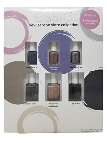 Essie New Serene Slate Collection 3 Full