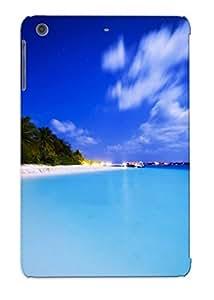 Design High Impact Dirt/shock Proof Case Cover For Ipad Mini/mini 2 (maldives )