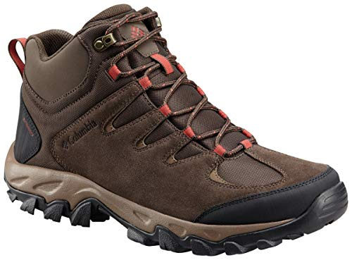 Best Leather Hiking Boots - Columbia Men's Buxton Peak MID Waterproof
