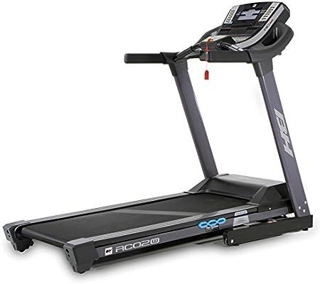 BH Fitness Cinta de Correr RC02W: Amazon.es: Deportes y aire libre