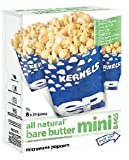 All Natural - 8pk Bare Butter Mini Bags Microwave Popcorn -3Lbs