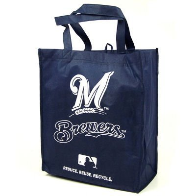 Milwaukee Brewers Reusable Bag