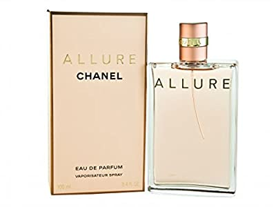 C.h.a.n.e.l. Allure Eau De Parfum Spray (EDP) 3.4 OZ / 100 ml