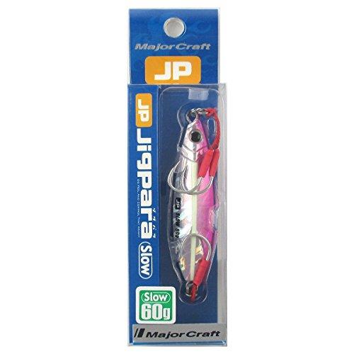 メジャークラフト ジグパラ スロー #18 グローピンク 60g JPSLOW-60の商品画像