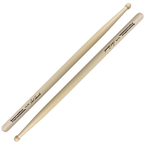 Percussion Drumstick - Innovative Percussion FSPR Marching Snare Field Series Paul Rennick Signature Drumsticks with Long Taper