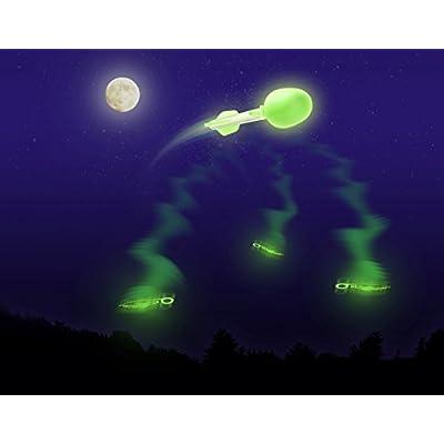 Uncle Milton - Fireworks Lightshow Night Phantom Sky Rocket: Toys & Games