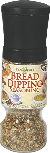 Dean Jacob's Bread Dipping Seasoning - Gripper Grinder -