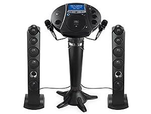 Singing Machine iSM1030BT Bluetooth Karaoke Pedestal