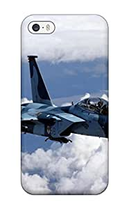 New Fashionable CharlesRaymondBaylor CFgqrJe8717lHmBs Cover Case Specially Made For Iphone 5/5s(jet Fighter)