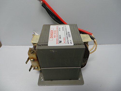 Whirlpool W10754523 Microwave - Microwave Transformer