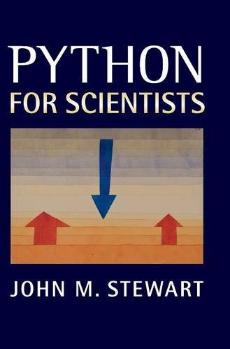 Python for Scientists by Cambridge University Press