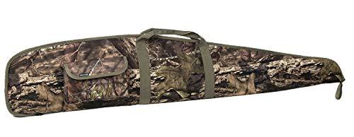 sunland 44/48/52 Inch Rifle Case with Adjustable Shoulder Shotgun Case for Scoped Rifles (Camouflage, 48)