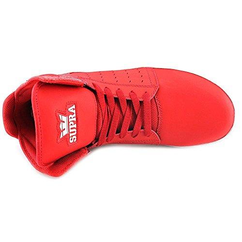 SupraAtom - Zapatillas de Deporte Unisex adulto Rojo - rojo