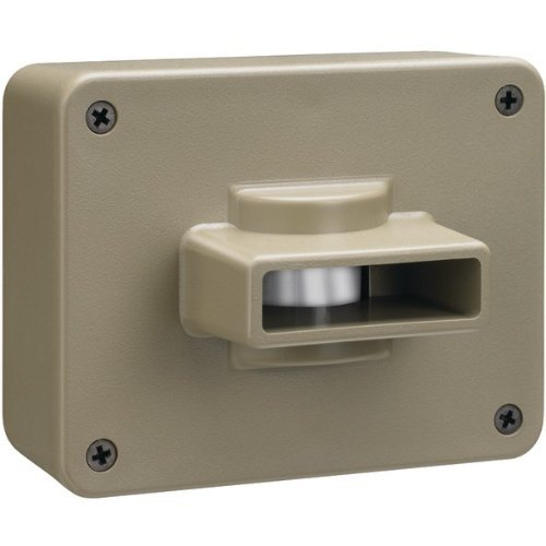 Chamberlain Cwpir Weatherproof Outdoor And Alert System Add-On Sensor, Includes 1 Sensor