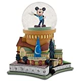 Disney Store D23 Membership Exclusive Walt Disney Studios Musical Snowglobe