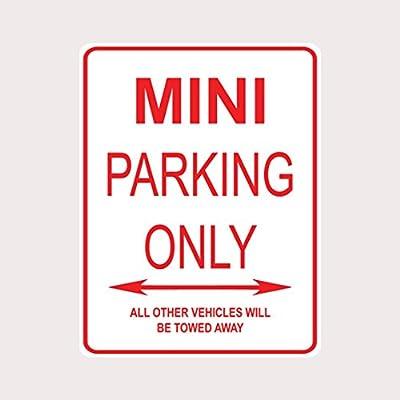 Adept Mechanism Panneau en Aluminium pour Mini Parking Uniquement. Cuisine & Maison