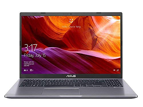 (Renewed) ASUS VivoBook 15 X509JA-EJ485T 15.6-inch Laptop (10th Gen Core i3-1035G1/4GB/1TB HDD/Windows 10 Home (64bit)/Integrated Intel UHD Graphics), Slate Grey