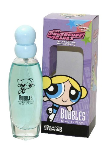 Powerpuff Girls Bubbles By Warner Bros For Women. - Powerpuff Girls Perfume