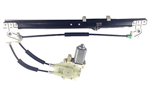 Price comparison product image AUTOPA 51358159836 Rear Right Power Window Regulator with Motor for BMW E39