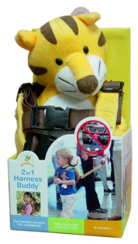 Gold Bug Harness (goldbug Animal Harness lost prevention stuffed harness Tiger (Tiger) polyester 90774)