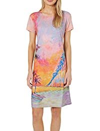 Womens Parade of Palms Dress