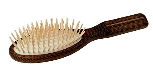 B%C3%BCrstenhaus Redecker Hairbrush Thermowood 2 Inches product image