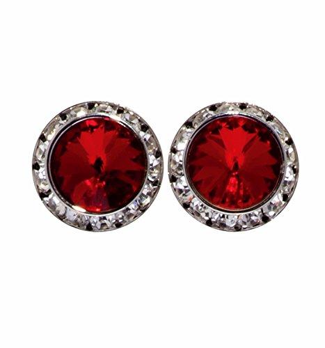 Swarovski Clip On Earrings - 4