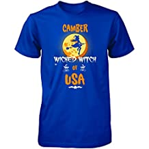 Camber Wicked Witch Of Usa. Halloween Gift - Unisex Tshirt