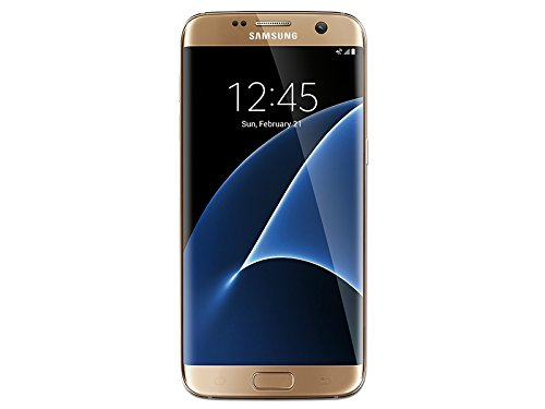 Samsung Galaxy S7 Edge SM-G935T 32GB for T-Mobile – Gold (Renewed)