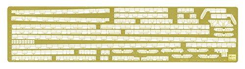 Hasegawa 1/350 Nagato-class detail up etching Parts Basic A