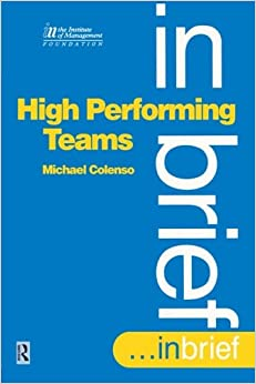 Book High Performing Teams (IM in Brief)