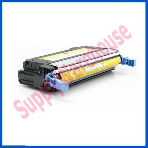 Unknown Remanufactured Toner Cartridge Replacement for HP Q5952A ( Yellow ) Photo #1