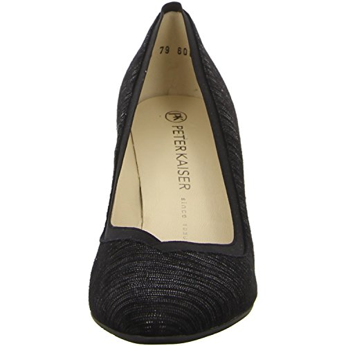 Peter Kaiser Matty 68299528Scarpe col tacco donna, Nero (nero), 40