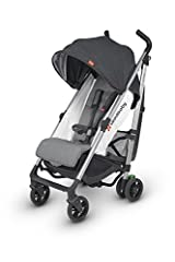 The UPPAbaby G-LUXE lightweight umbrella stroller provides flexibility every parent needs Whether an ideal companion for running errands or the perfect ride for catching the sites while your little one reclines for a quiet nap, the G-LUXE has...