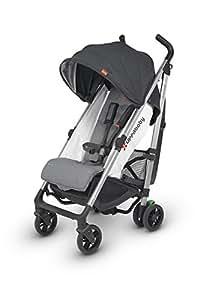 UPPAbaby G-LUXE Stroller - Jordan (Charcoal Melange/Silver)