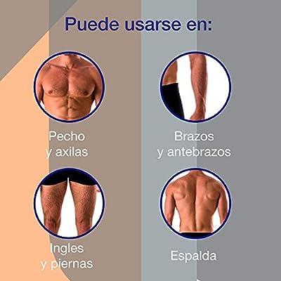 VEET Men crema depilatoria pieles sensibles dosificador 400 ml ...