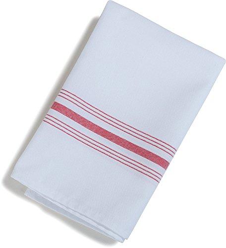 Carlisle 53771822NH001 Restaurant Quality Cloth Dinner/Bistro Napkins, 18