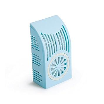 1PCS scarpa deodorante naturale Neutralizzatore odore Absorber deodorante per armadio in legno di bambù di carbone attivo Blue BEAYPINE