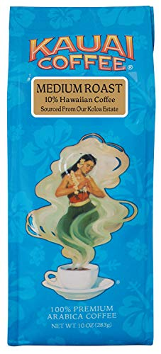 Kauai Hawaiian Ground Coffee
