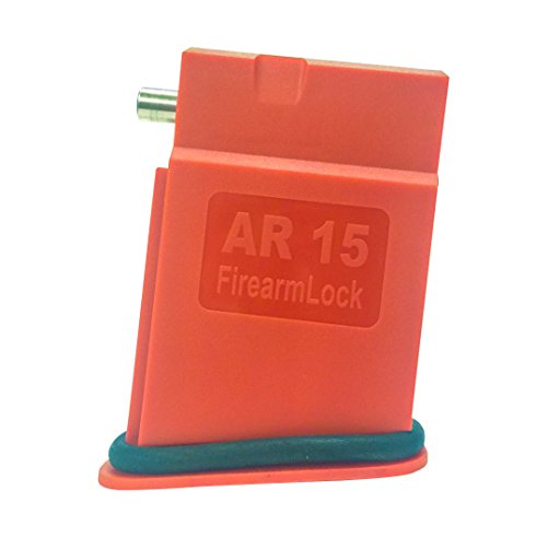 gunBlocker AR-15 Gun Lock (Best Ar 15 Rifle On The Market)