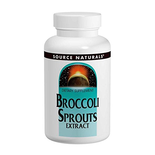 Source Naturals, Broccoli Sprouts Extract, 60 Tablets - (Broccoli Sprouts 60 Tabs)